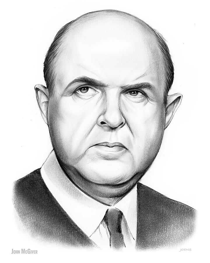 John Mcgiver Drawing