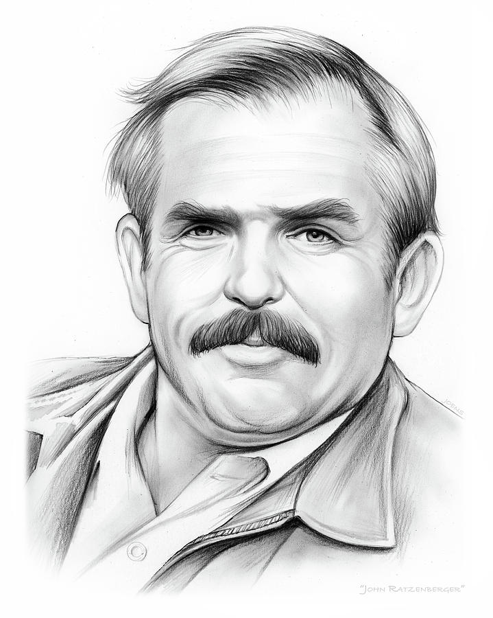 John Ratzenberger Drawing