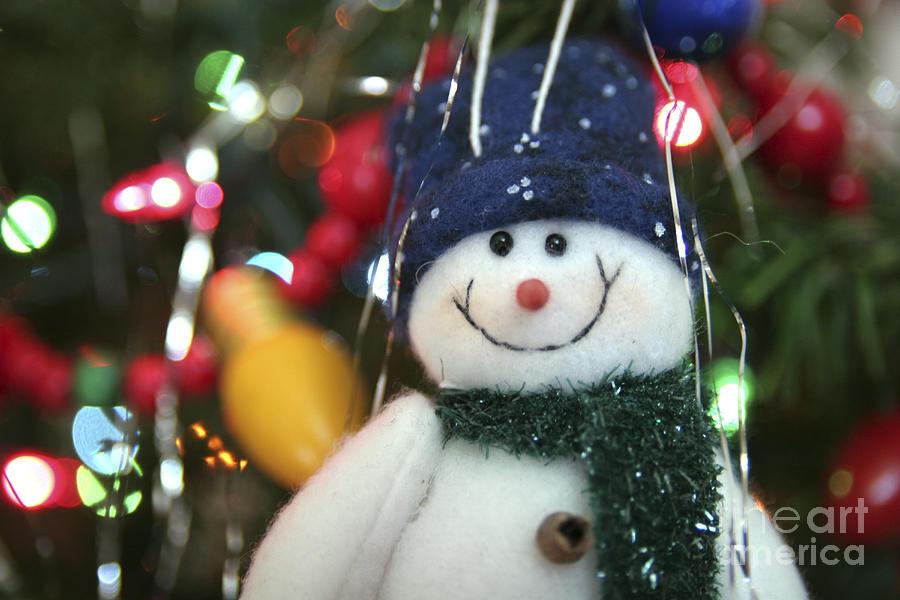 Christmas Photograph - Jolly by Jeannie Burleson