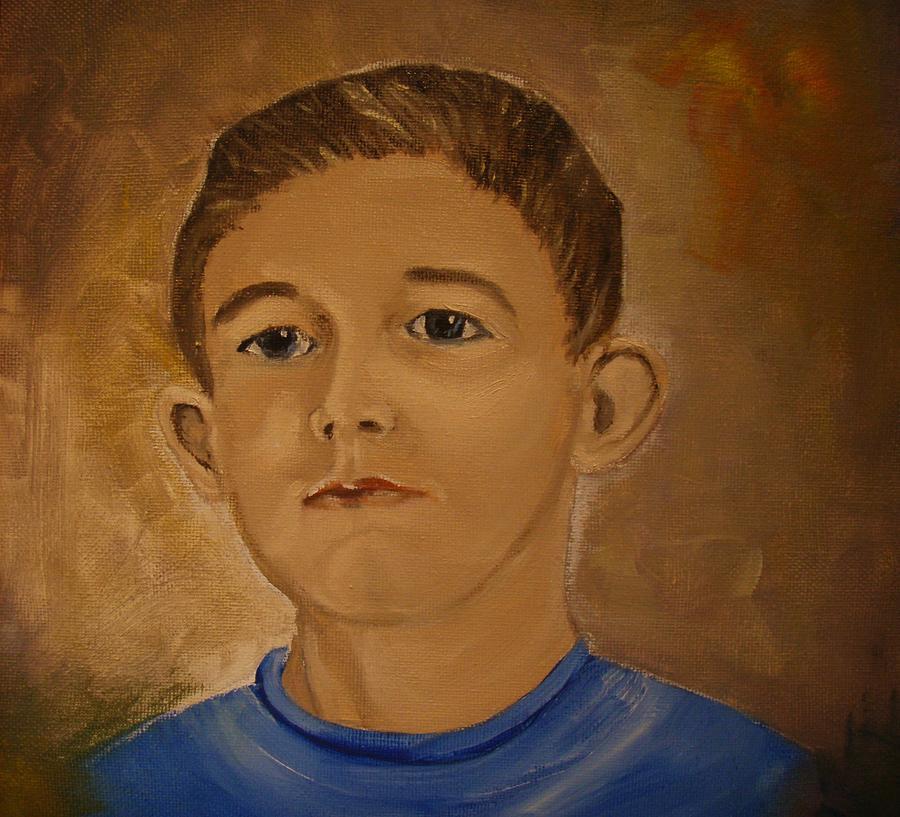 Joseph Painting - joseph-bobbie-roberts