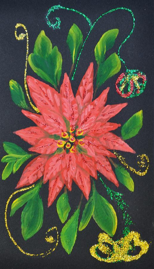 Joy Of Holidays Painting