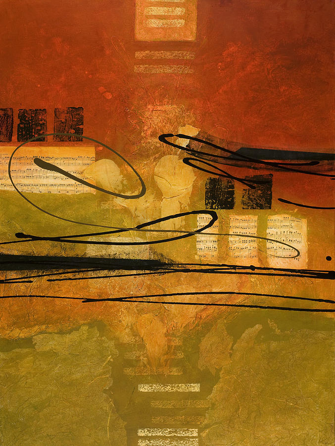 Southwestern Painting - Joyful Spirit by Lorraine Lawson