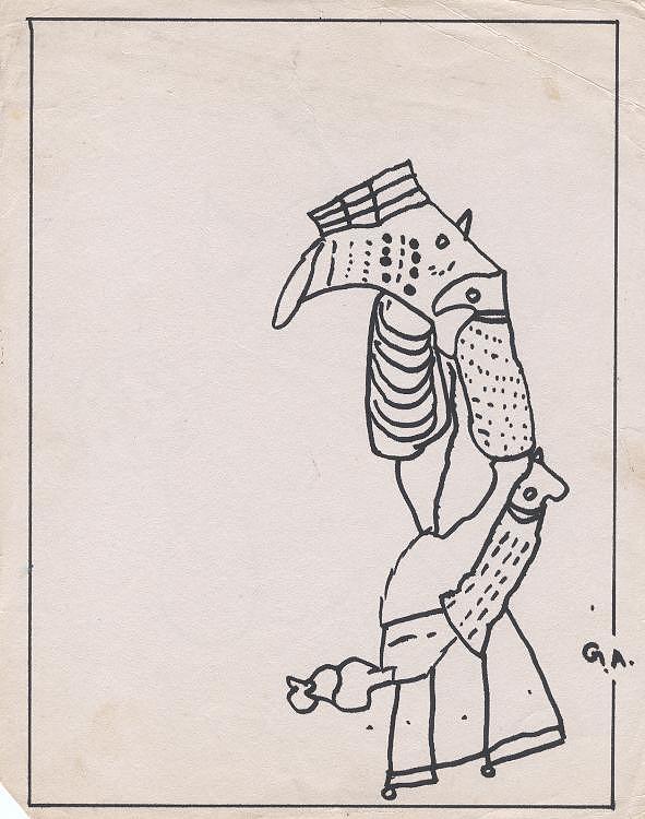 Kanaroo Drawing