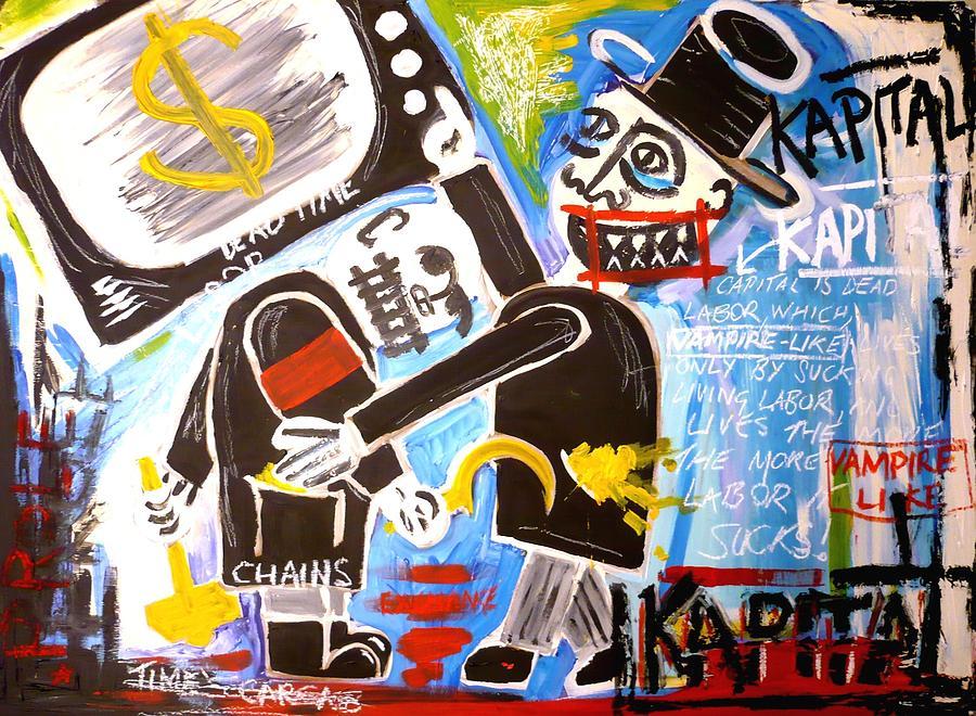 Kapital V2 Painting