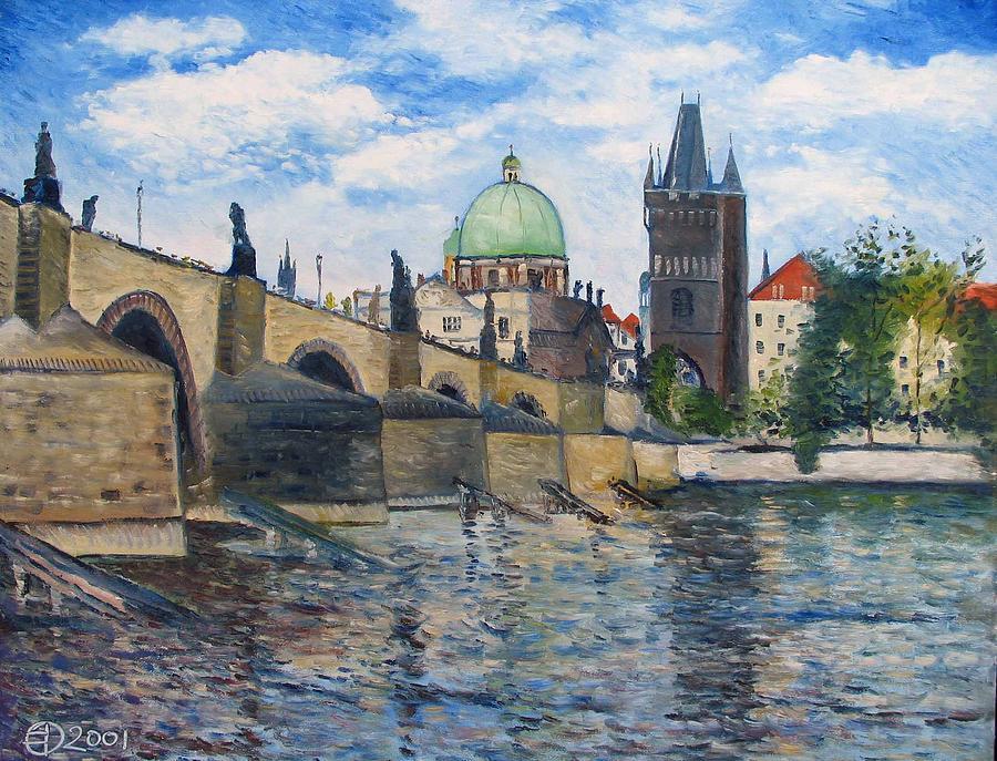 Leonid Afremov, oil on canvas, palette knife, buy original ... |Czech Famous Paintings