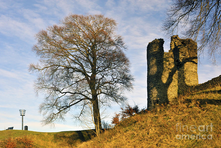 Kendal United Kingdom  city pictures gallery : Kendal Castle. is a photograph by Stan Pritchard which was uploaded on ...