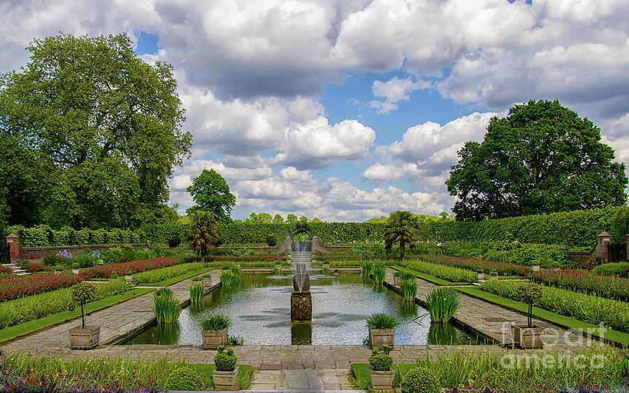 Kensington Park Photograph By Aline Fukuhara