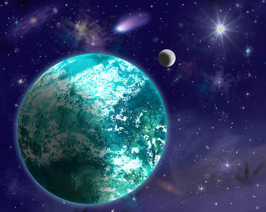 kepler planet distance from earth - photo #14