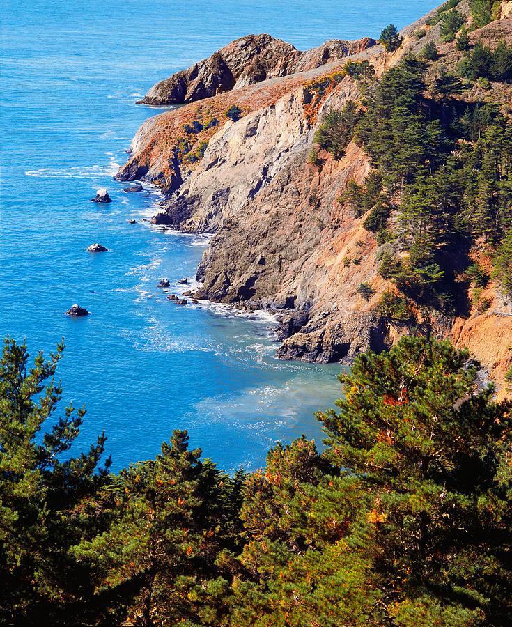 Photograph Photograph - Kirby Cove San Francisco Bay California by Utah Images