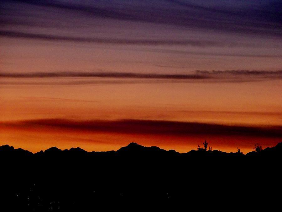 Kirkland At Sunset Photograph