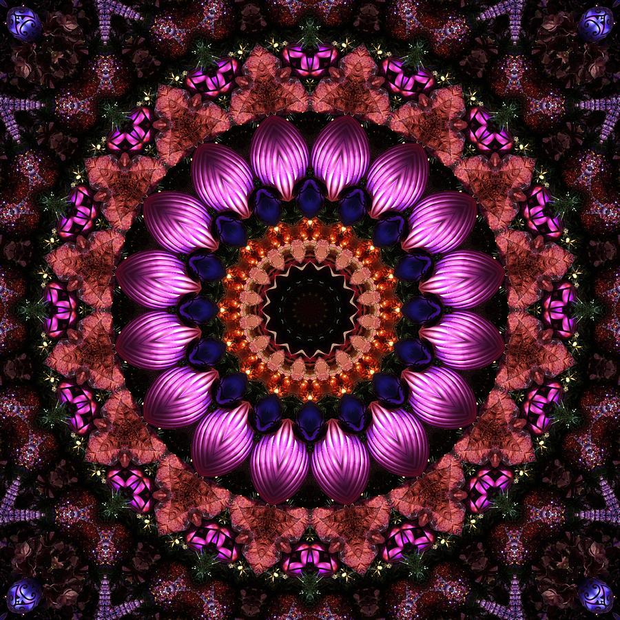 Kaleidoscope Digital Art - Klassy Kaleidoscope by Lyle Hatch
