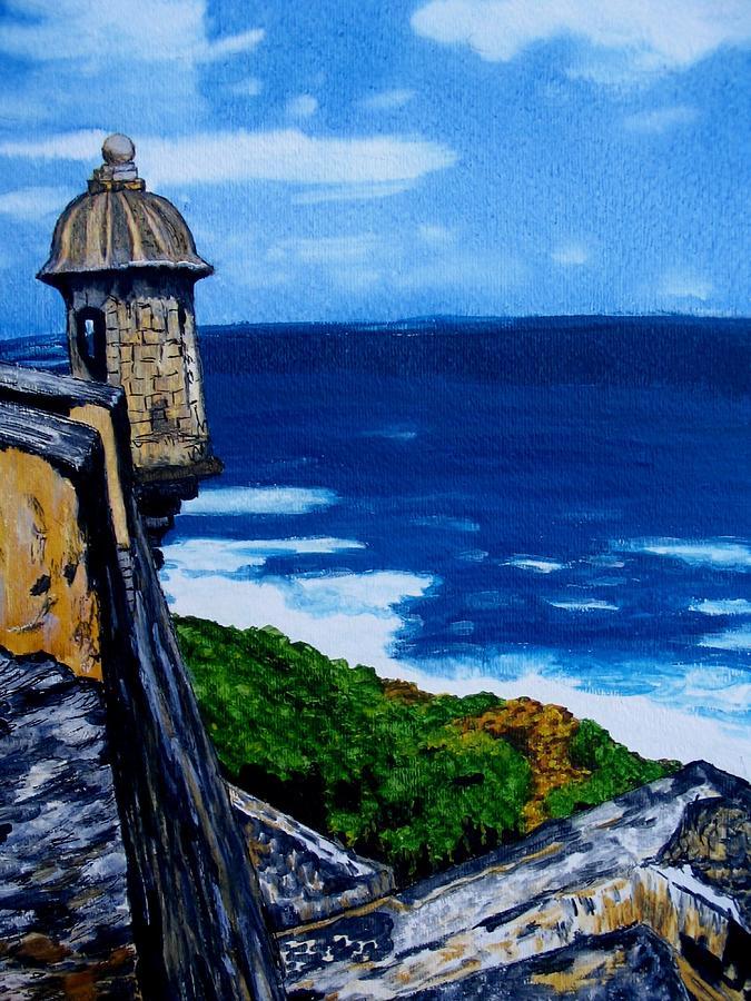 La Forteleza Painting