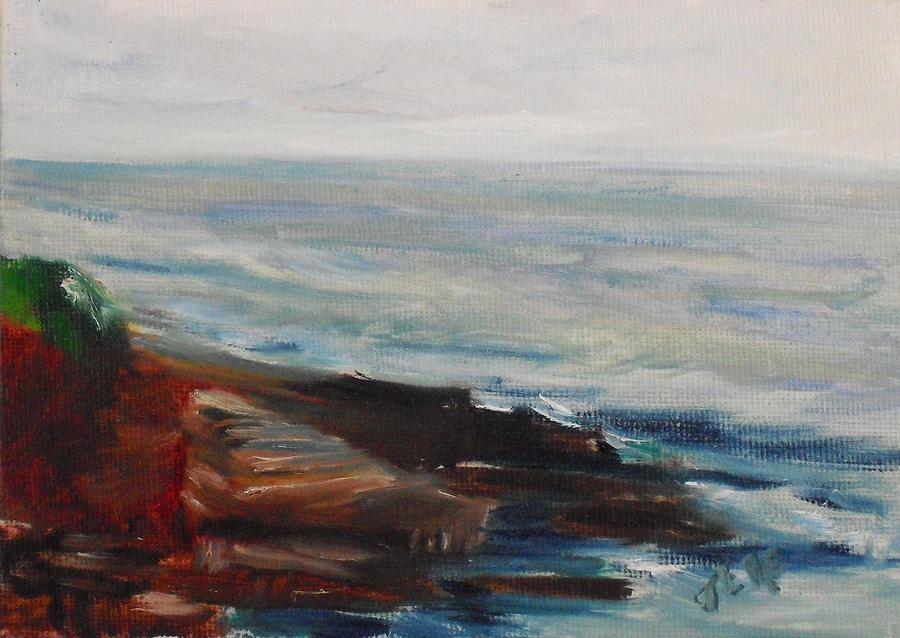 La Jolla Cove 070 Painting