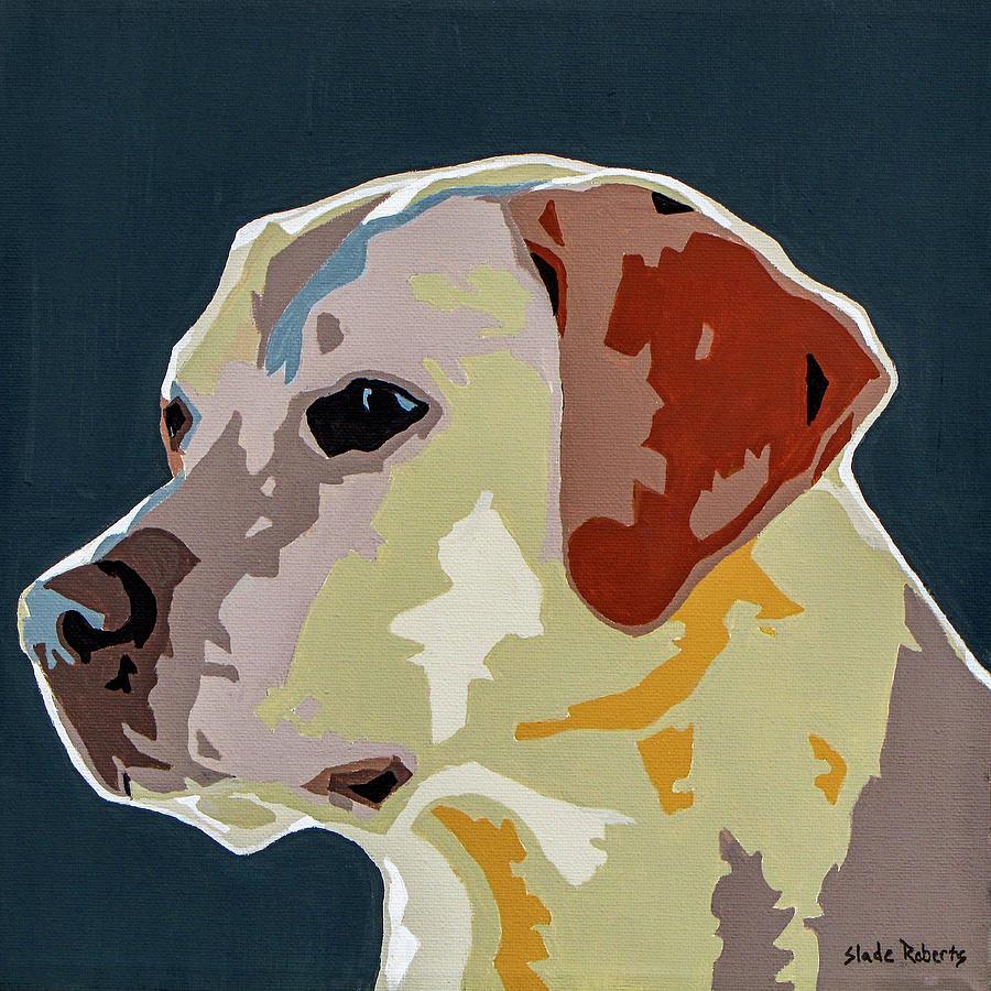 Labrador Painting - Labrador by Slade Roberts