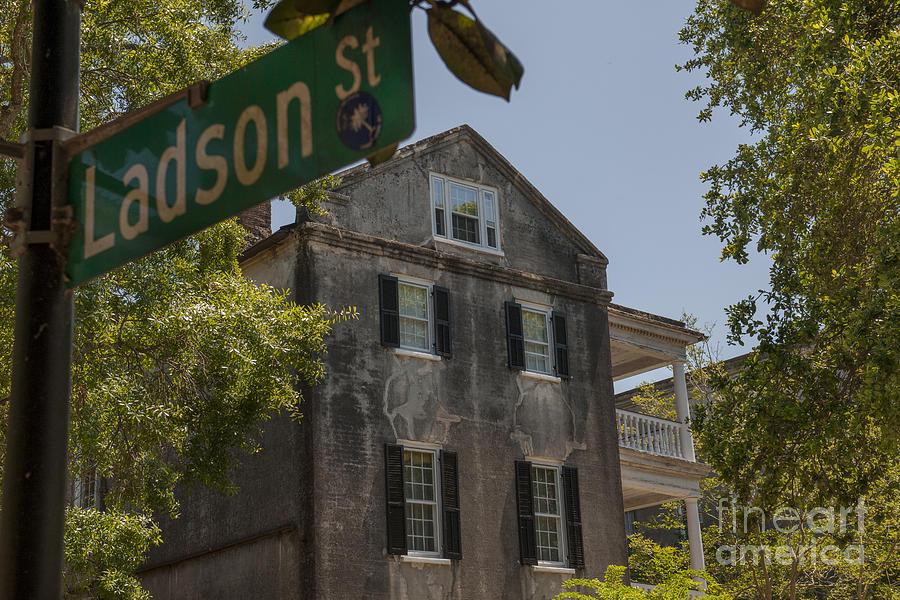 Ladson Street Photograph