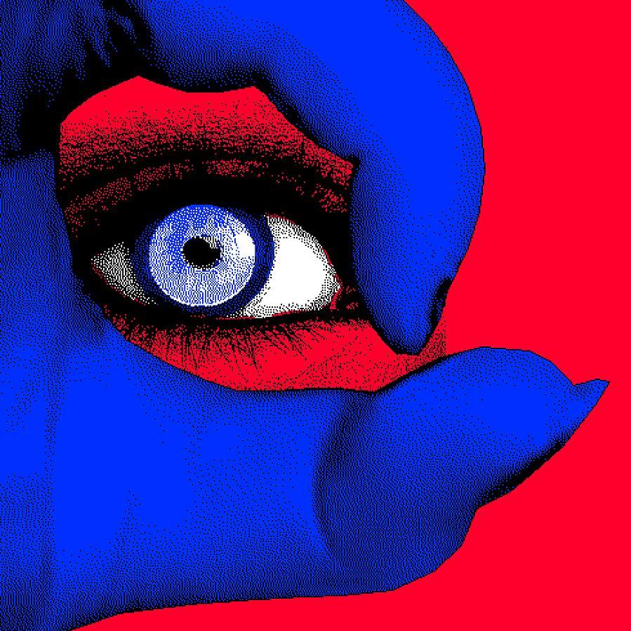 Lady Gaga Digital Art