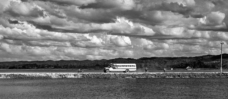 Lake Photograph - Lago Peten Itza - Guatemala by Juergen Weiss