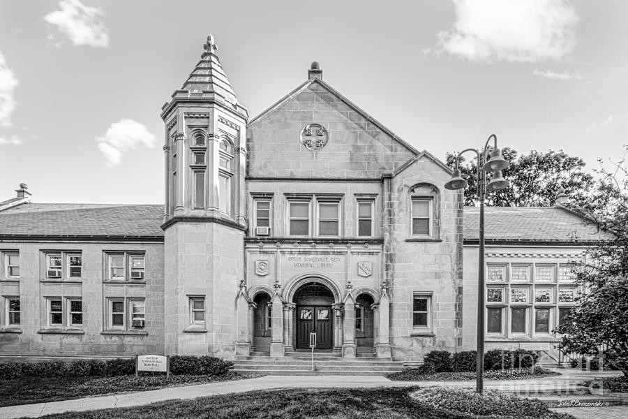 Annapolis Group Photograph - Lake Forest College Reid Hall by University Icons