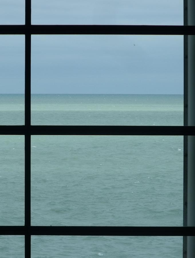 Lake Michigan Photograph - Lake View I by Anna Villarreal Garbis