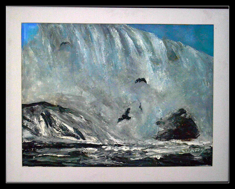 Landscape Us 3 Painting
