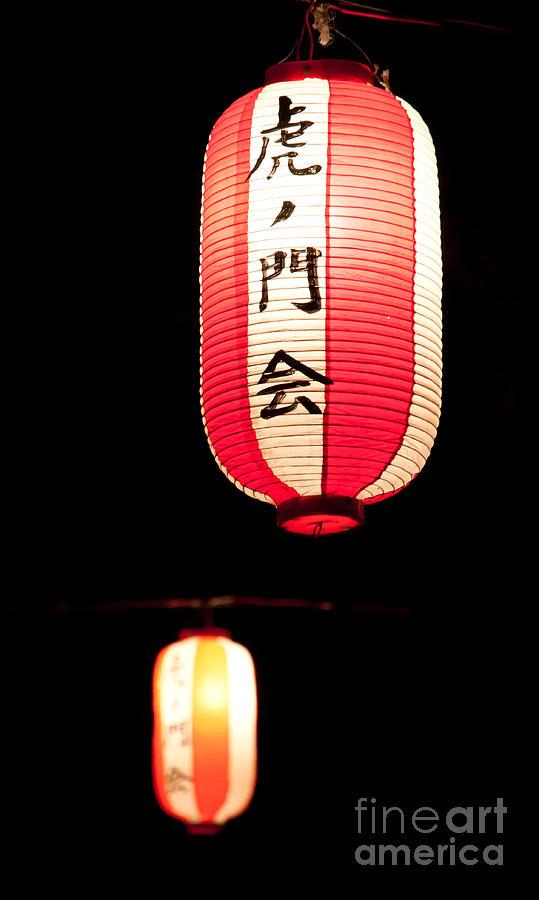 Lantern Photograph - Lantern Lantern by Andy Smy