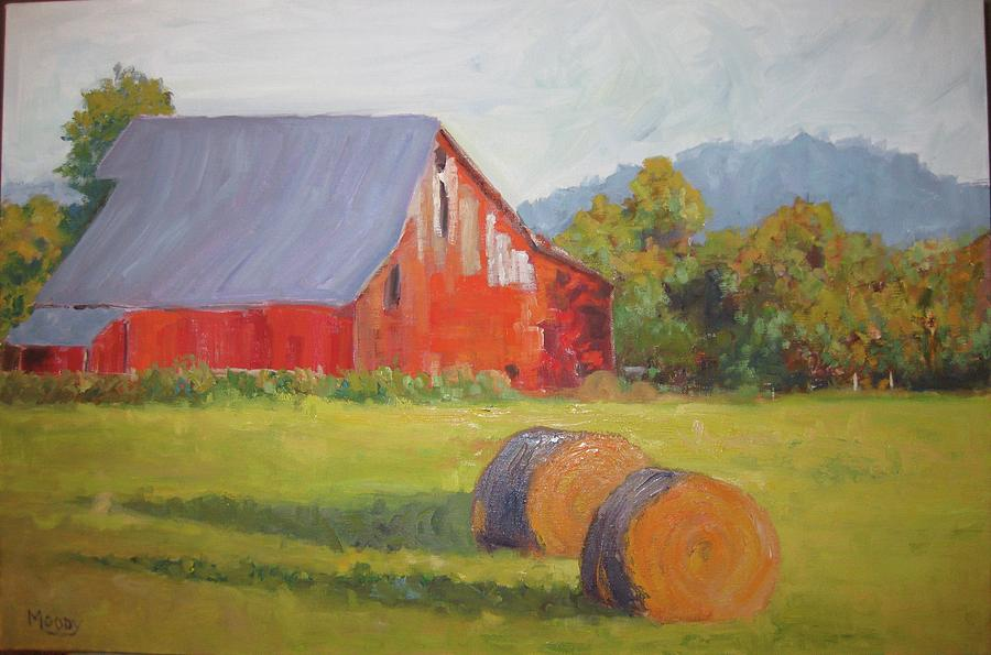 Painting - Late Afternoon by Brent Moody