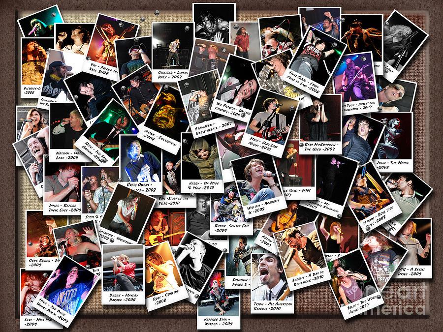 Lead Singers Photograph