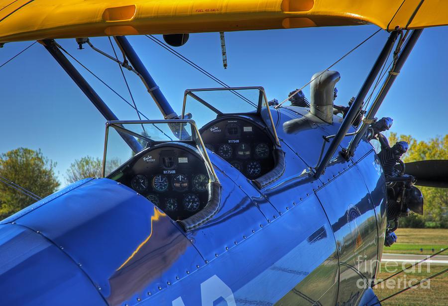 Kansas Photograph - Lets Fly by Fred Lassmann