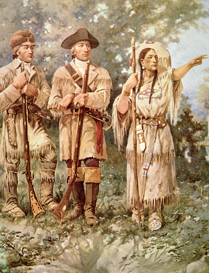 a discussion of the importance of the expedition of lewis and clark and other people who are not men Wheeler's five points manuscripts of all known journals from the lewis and clark expedition accounts by men who preceded lewis and clark into the.