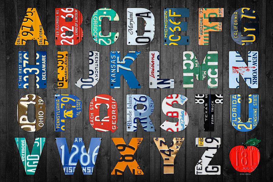 Letters Pokemon