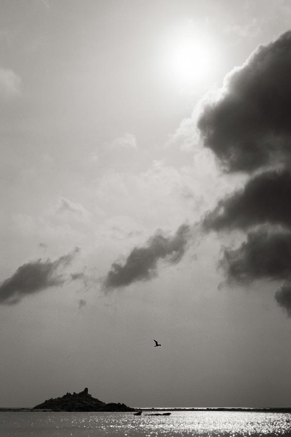 Abstract Photograph - Light Of The Sky by Konstantin Dikovsky