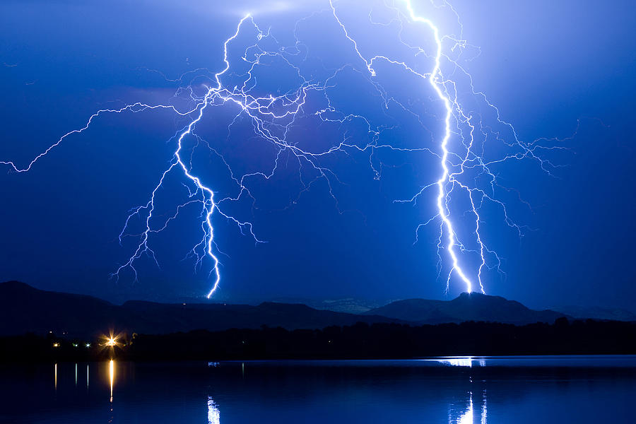 Lighting Storm Photography