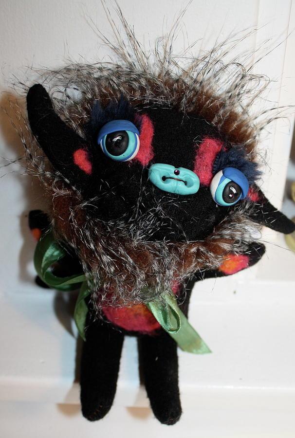 Little Monster Sculpture
