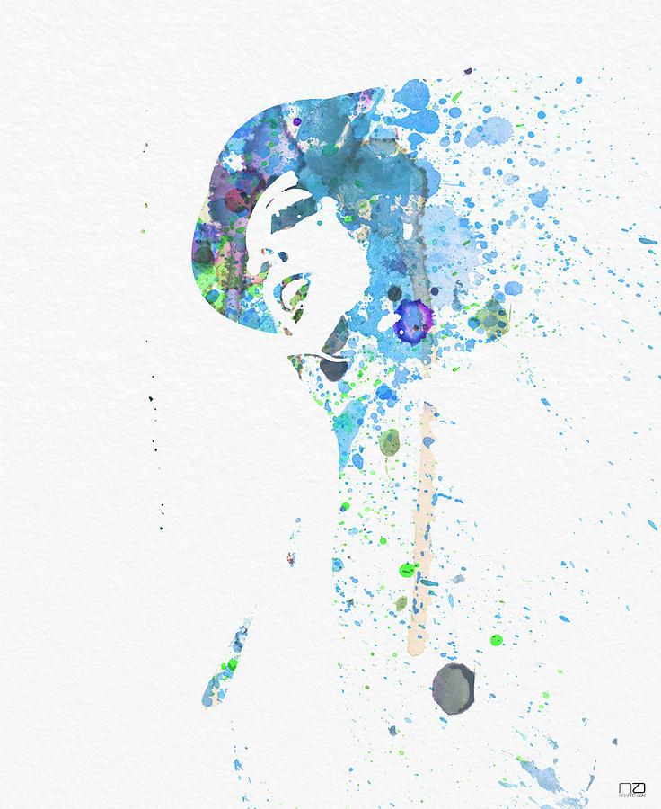 Liza Minnelli Poster Digital Art - Liza Minnelli by Naxart Studio