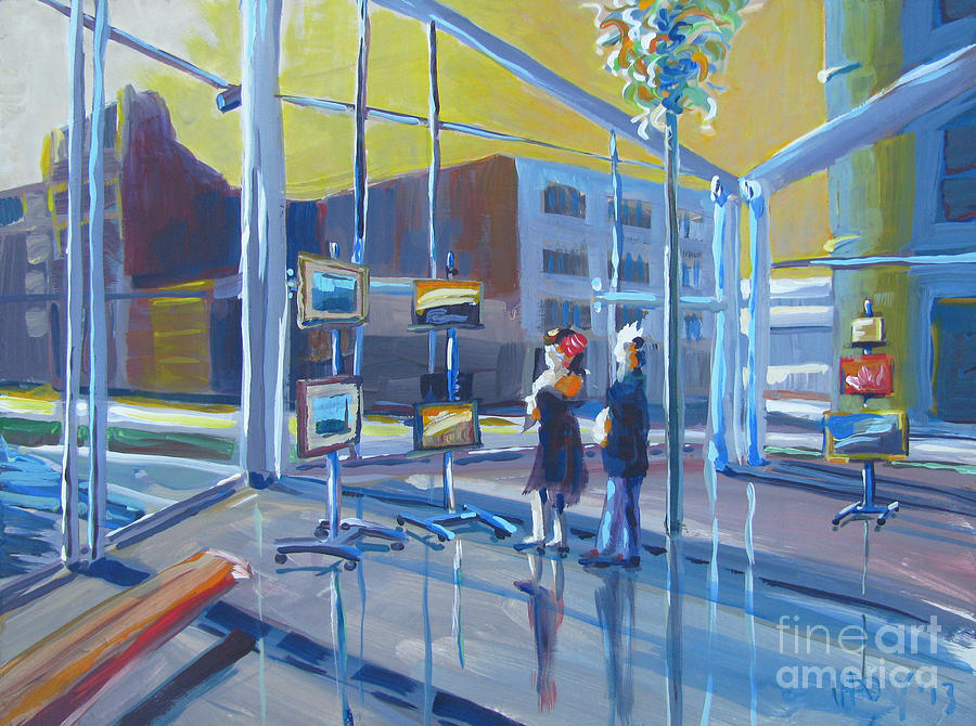 Lobby Gallery Painting