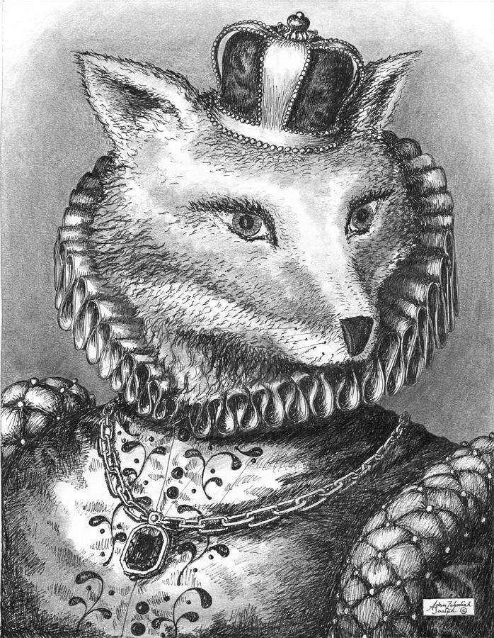 Lord Foxworthy Of Huntington Drawing