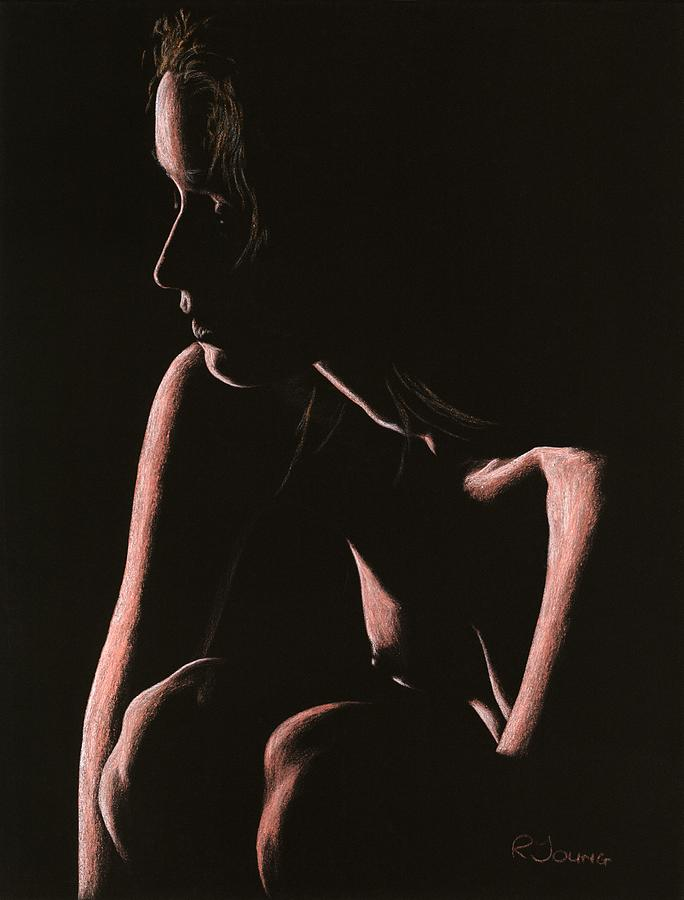 Nude Pastel - Lost by Richard Young