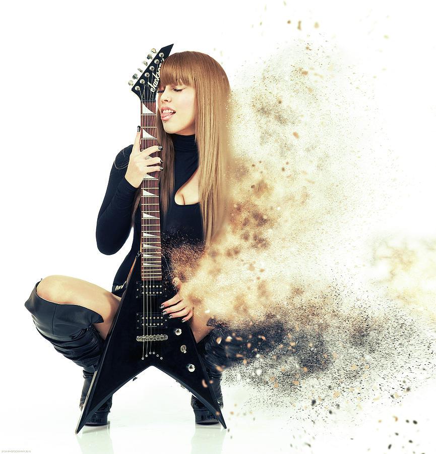 Love Music Photograph