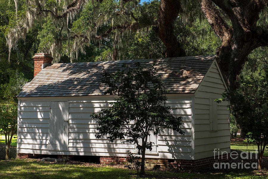 Lowcountry Mcleod Historic Site Photograph