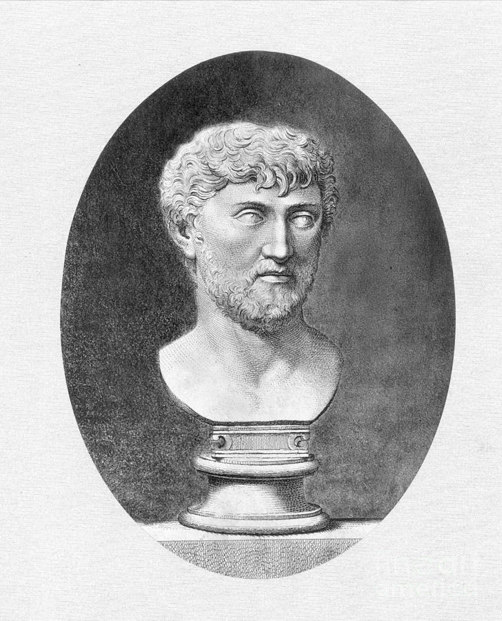 Lucretius (96 B.c.?-55 B.c.) Photograph