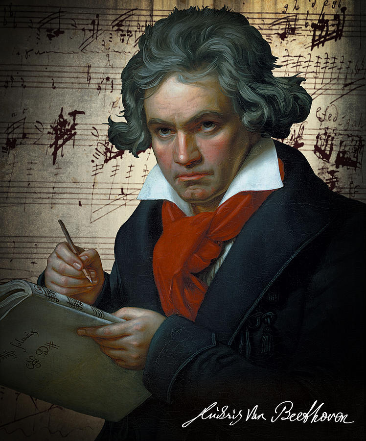 an introduction to the life of ludwig van beethoven a composer Ludwig van beethoven is a well known musical virtuoso who conquered the musical world his effects and contributions to the musical world are still felt even though he departed from this world and went ahead to dance with the angels this musical legend was a german composer as well as a pianist.