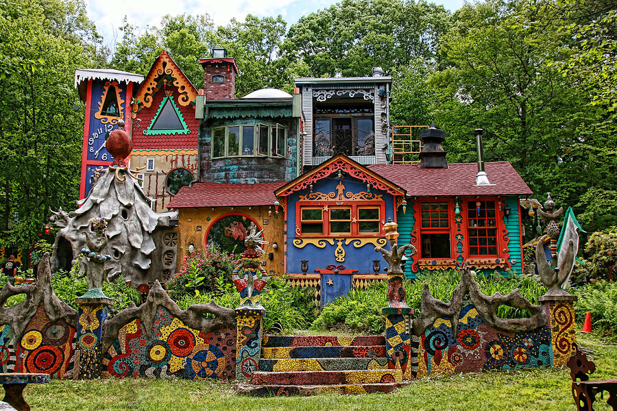 Luna Parc Photograph By Allen Beatty