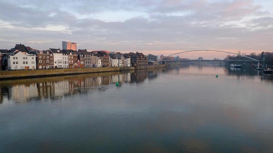 Maas River Photograph
