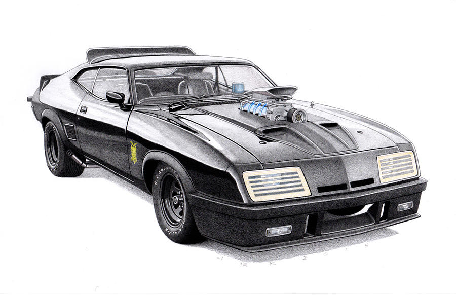 Back to James Robert | Art > Drawings > Automotive Art Drawings