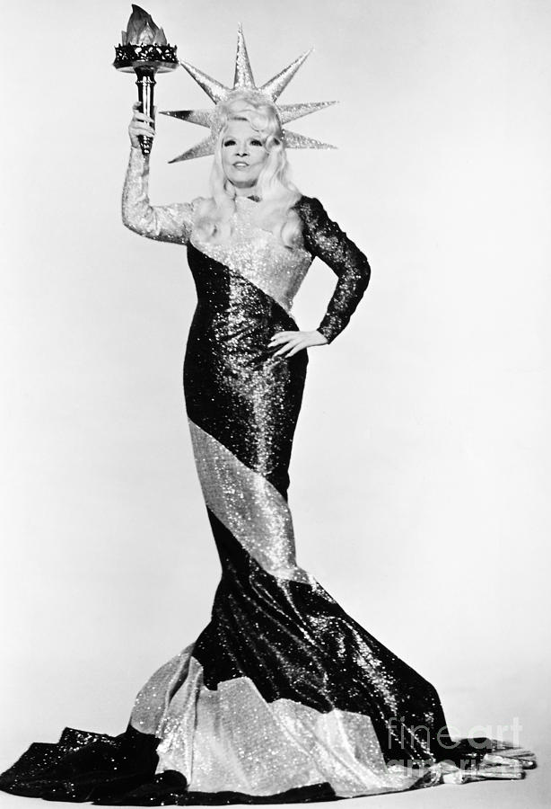 Mae West (1892-1980) Photograph
