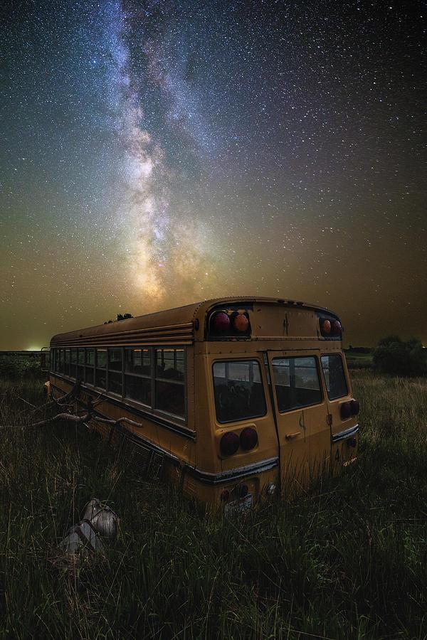 Magic Bus Photograph