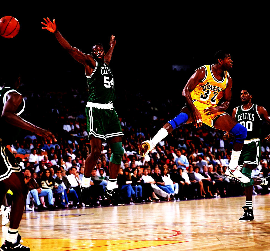 magic johnson pass - photo #20