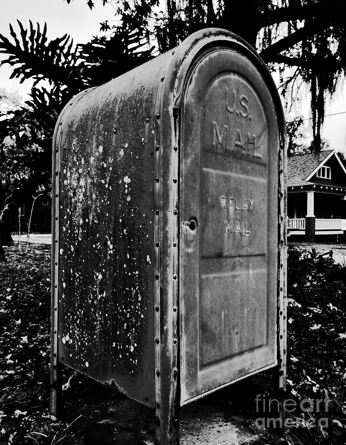 Mail Box Photograph