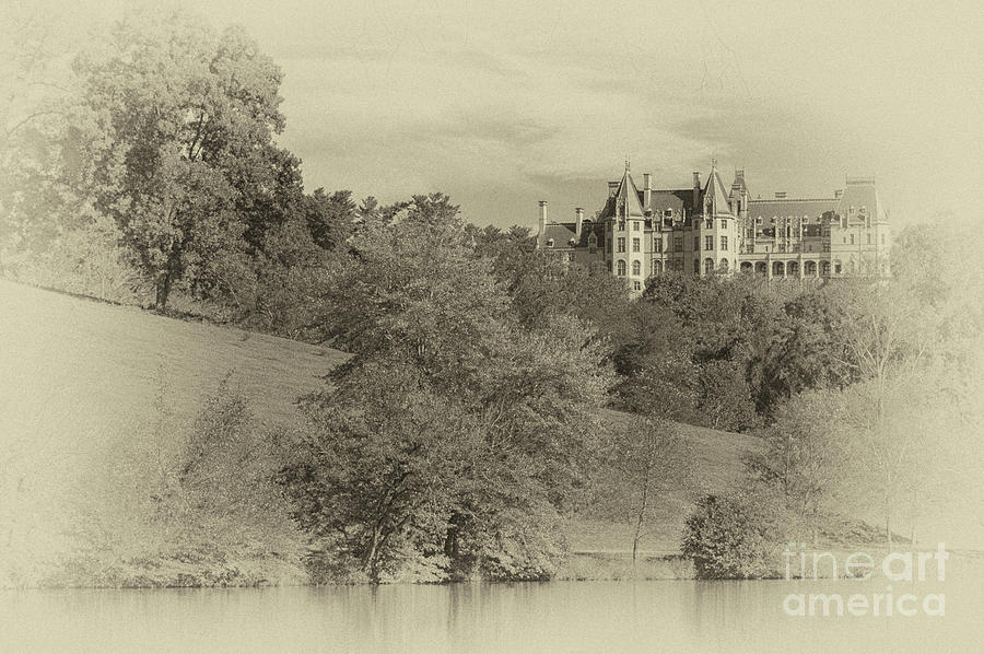 Majestic Biltmore Estate Photograph
