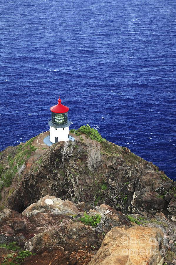 Activity Photograph - Makapuu Lighthouse II by Brandon Tabiolo - Printscapes